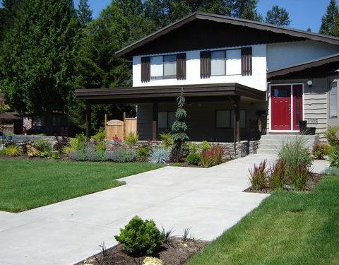 GardenXscape - Front Garden and New Walkway